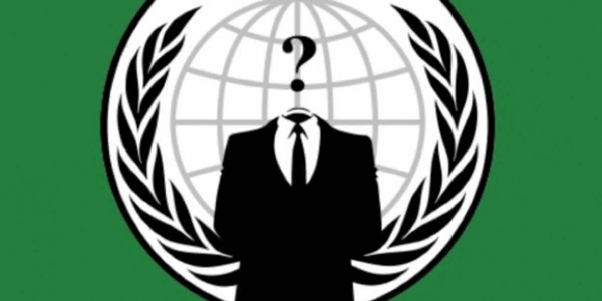 Anonymous lanza su más agresiva amenaza al gobierno de Estados Unidos