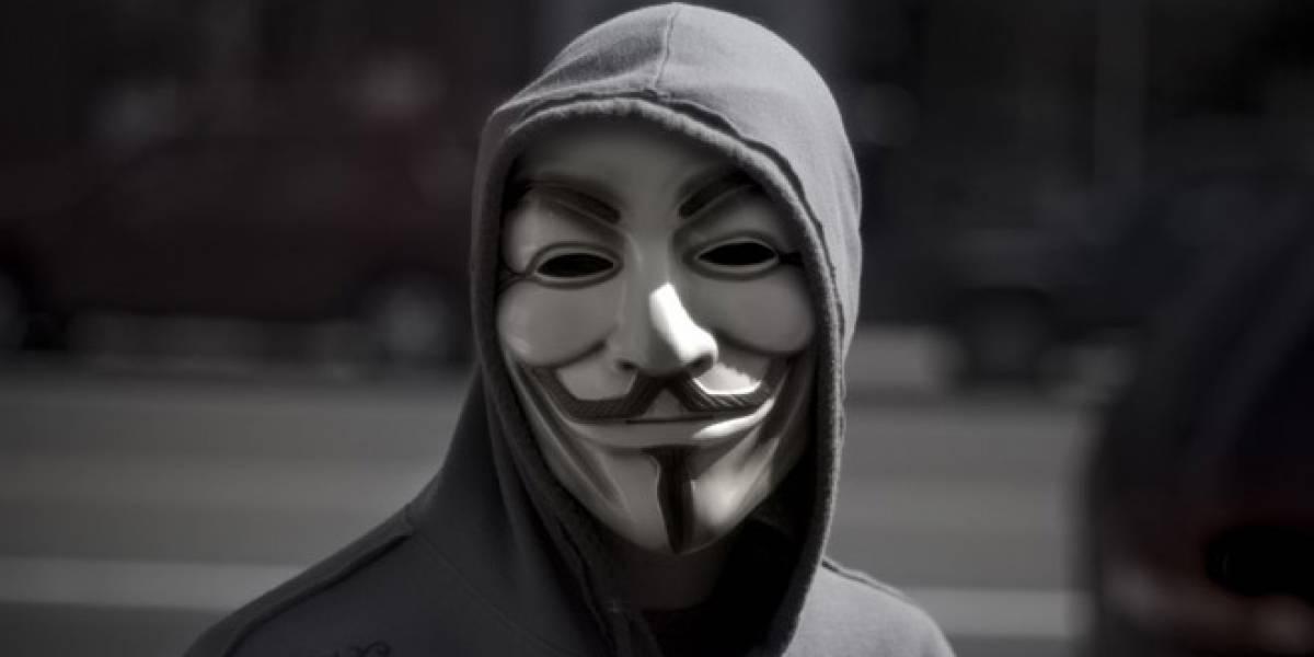 """Anonymous iniciará mañana la """"operación BlackOut"""" en contra de la ley SOPA"""
