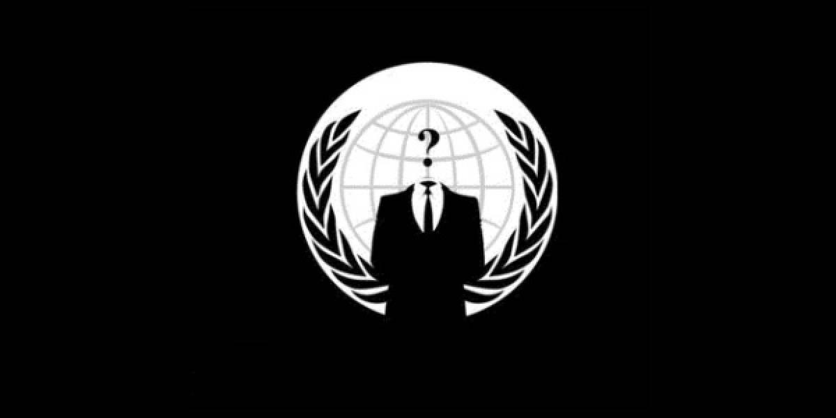 Anonymous contraataca y esta vez fue por el Departamento de Justicia de USA