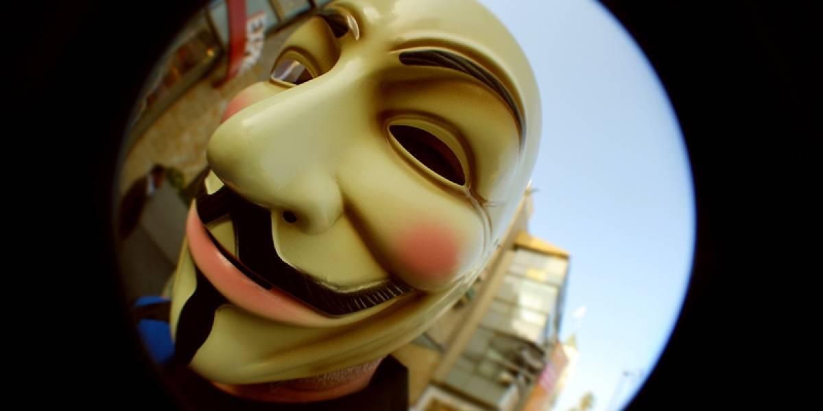 Anonymous consigue casi USD$55.000 para crear sitio de noticias