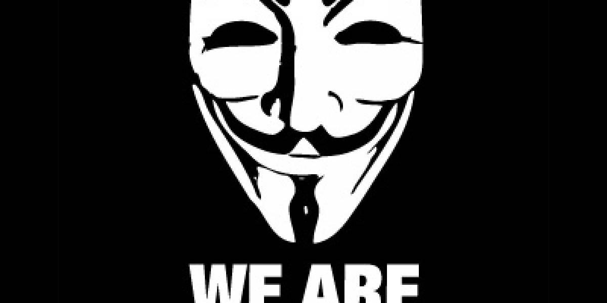 Chile: Anonymous atacará mañana al Ministerio de Energía