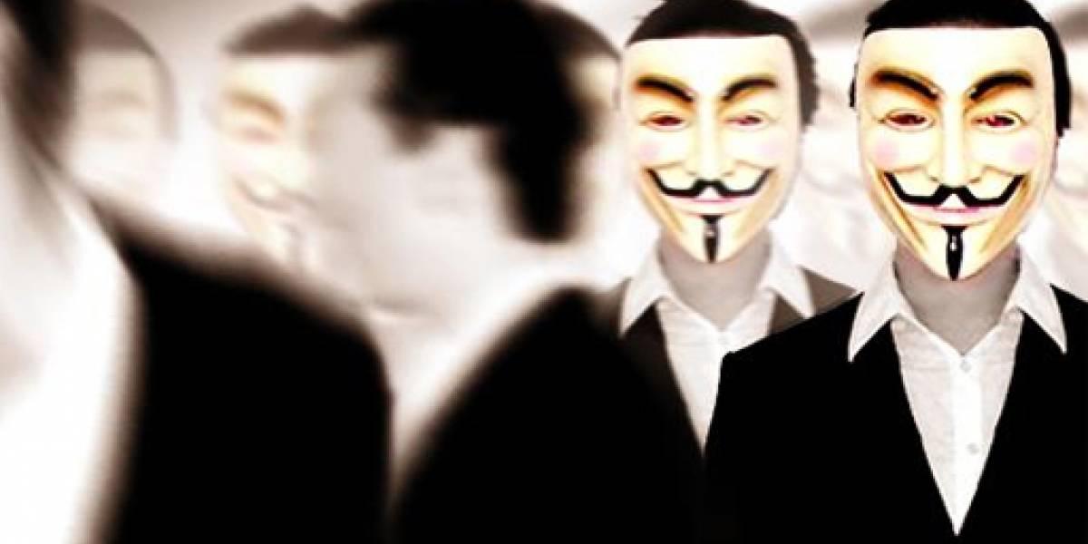 España: Partidos políticos en la mira de Anonymous por Ley Antidescargas