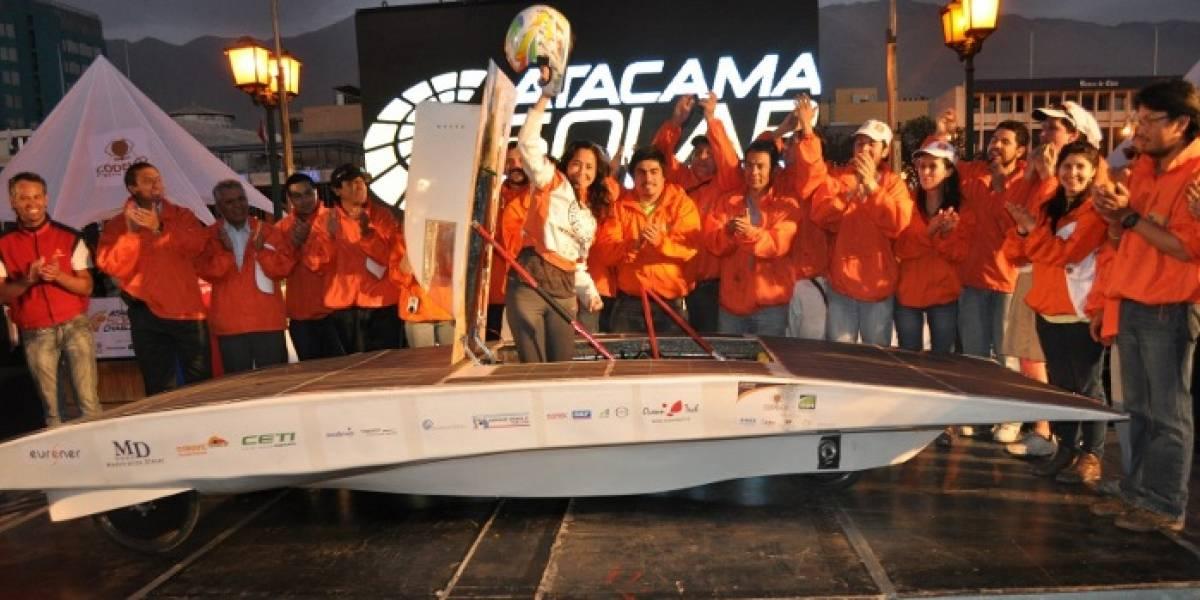 Atacama Solar Challenge: Finalizó la primera competencia de autos solares en América Latina
