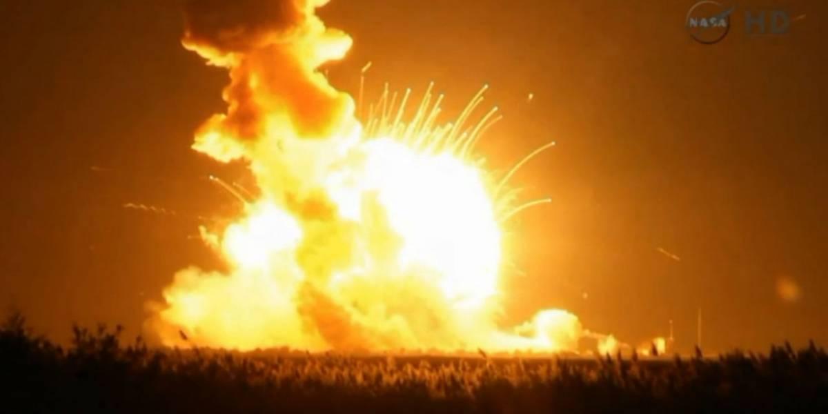 Cohete Antares de la NASA estalla a segundos de su lanzamiento [Actualizado]