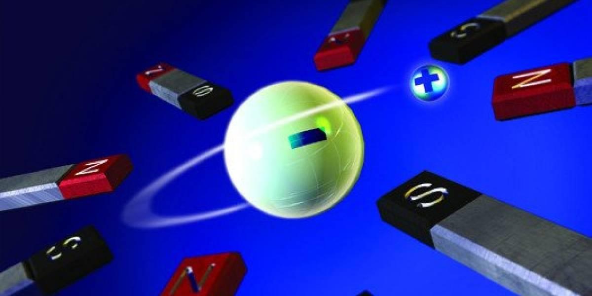 CERN atrapó por primera vez una molécula de antimateria