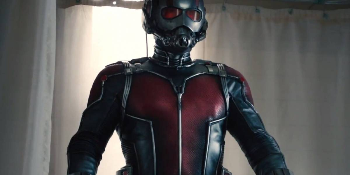 Se estrenó el primer tráiler de Ant-Man