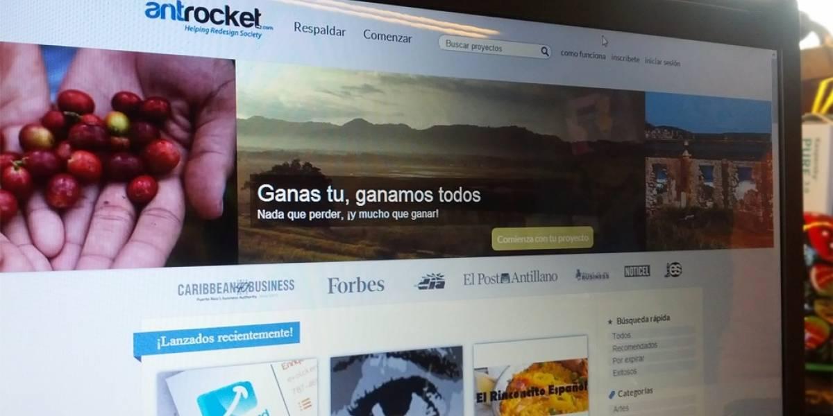 Antrocket.com, la primera plataforma de inversión de Puerto Rico