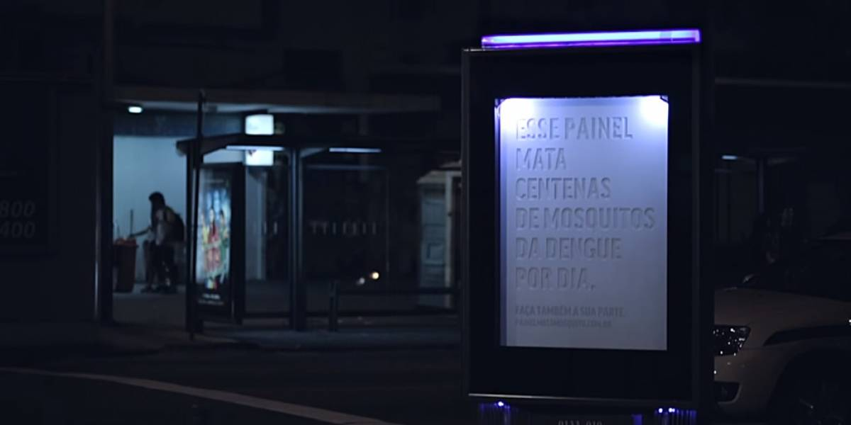 Crean anuncios para matar mosquitos del Zika en Brasil
