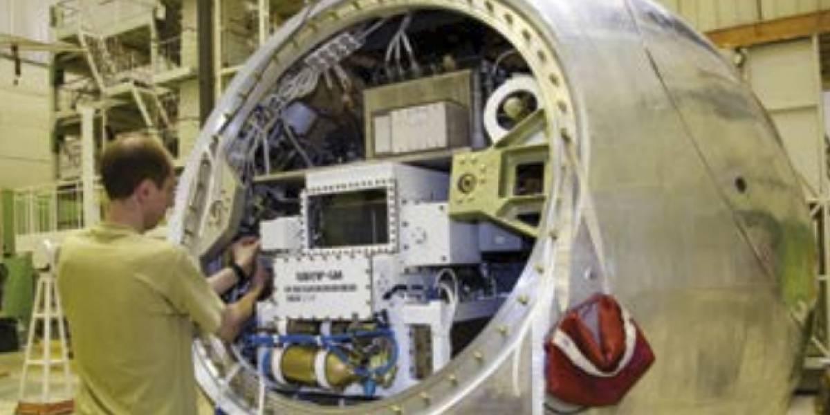 Rusia envía nave con centenares de animales al espacio
