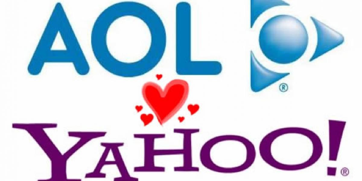 AOL estaría buscando fusionarse con Yahoo