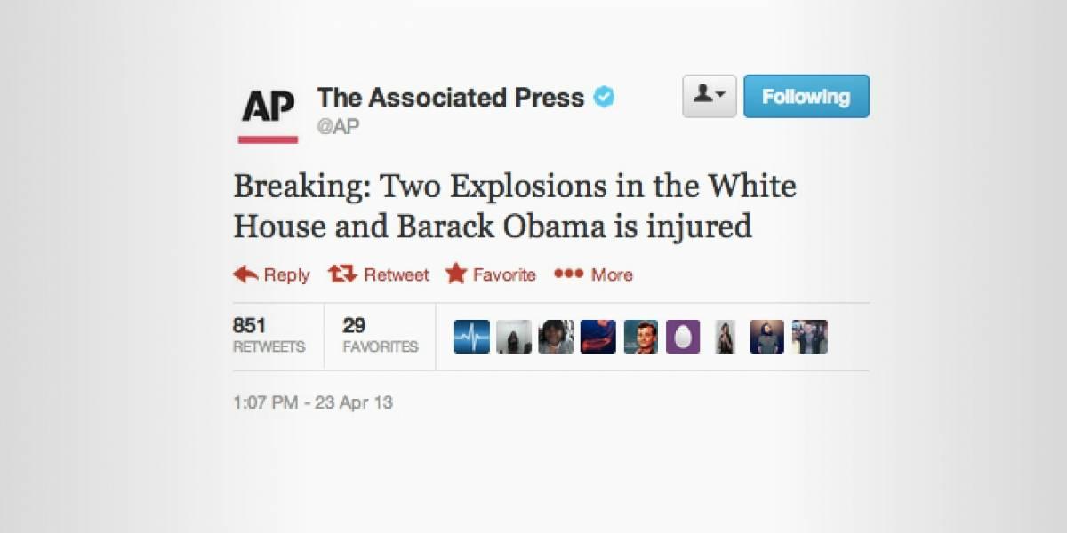 Twitter advierte a los periodistas que los hackeos de sus cuentas continuarán