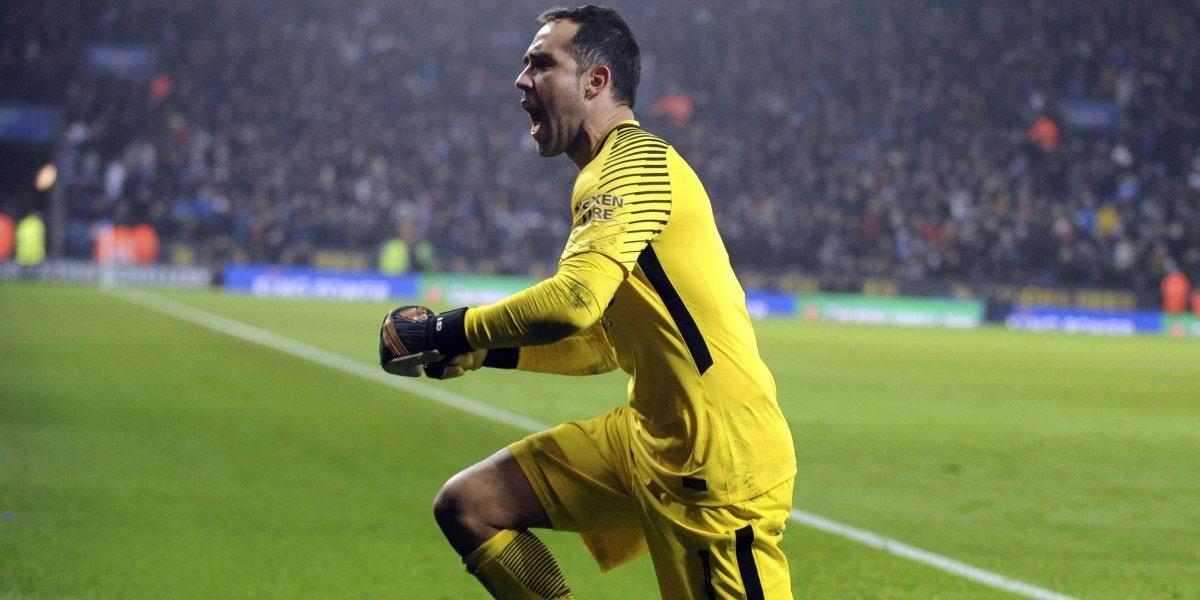 Minuto a minuto: El City busca la final de la Copa de la Liga con Bravo de titular