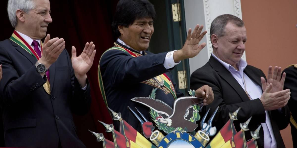 """En sus 12 años de gobierno Evo Morales llama a """"sanar una herida"""" con Chile"""