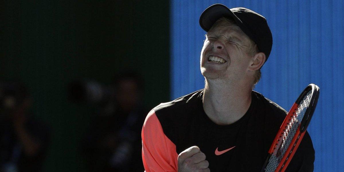 Sorpresa en Melbourne: Edmund vence a Dimitrov y se instala en las semifinales del Abierto de Australia