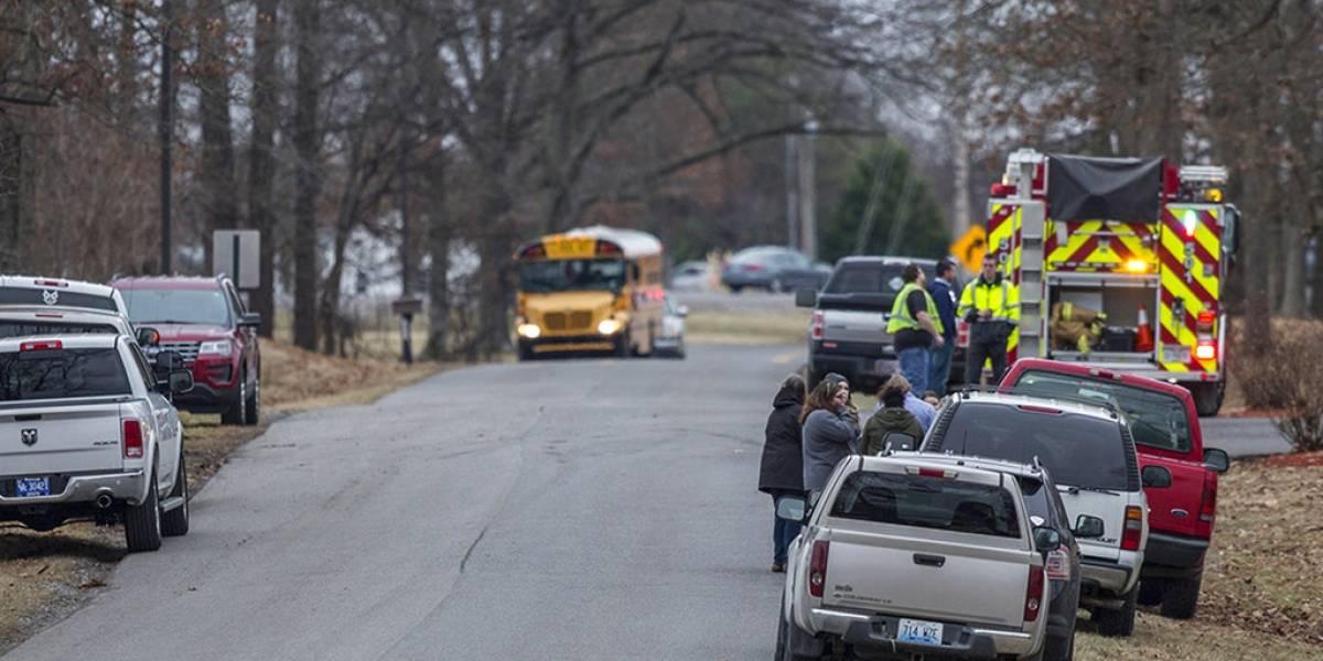 Dos víctimas fatales y 19 heridos tras tiroteo a manos de un adolescente en escuela de Kentucky