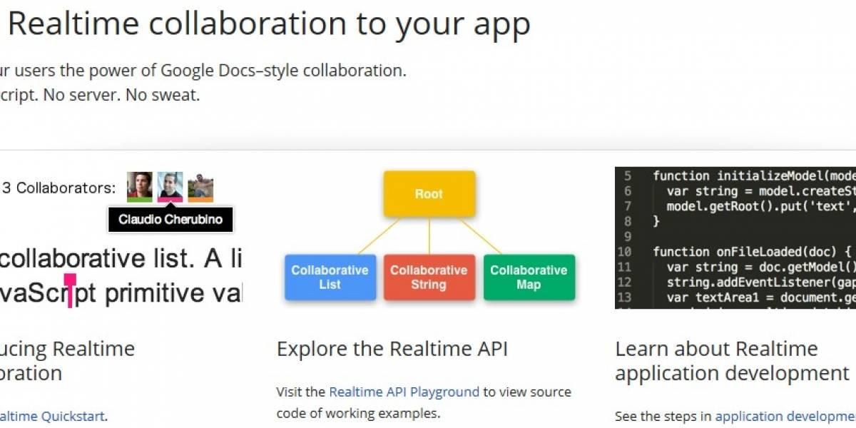 Google Drive permitirá editar documentos con aplicaciones de terceros