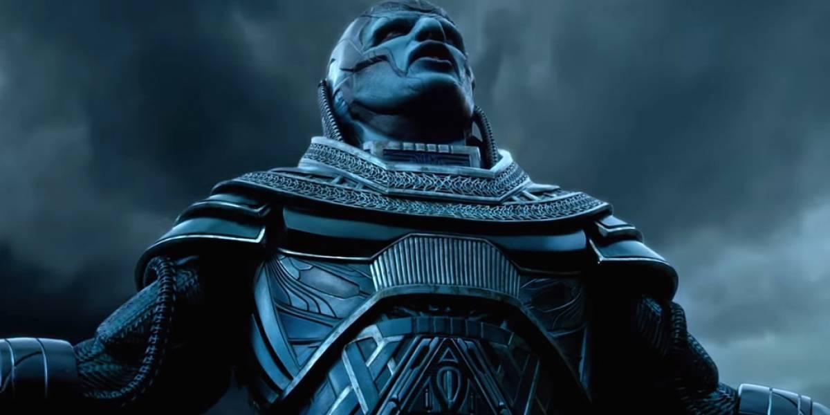Se estrenó el primer tráiler de X-Men: Apocalypse