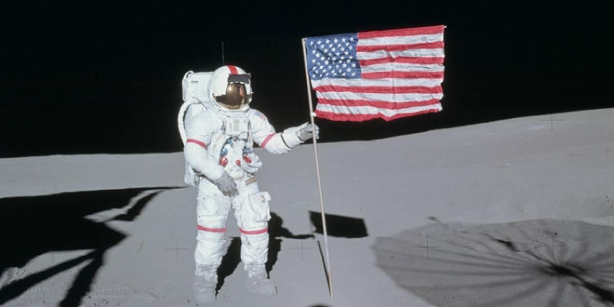 NASA solicita a los futuros visitantes de la Luna que no toquen sus cosas