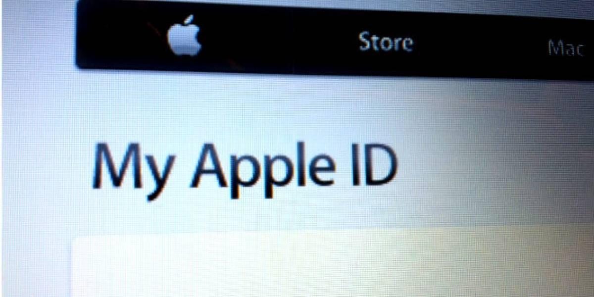 El problema de seguridad con la cuentas de Apple ya está resuelto