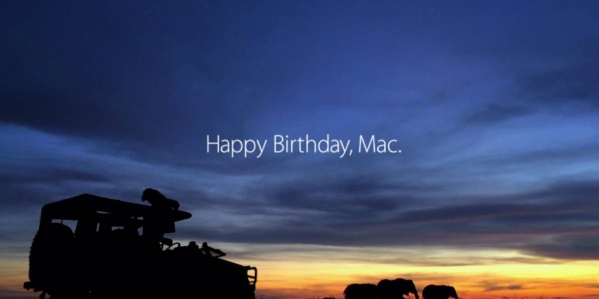 Apple celebra los 30 años del Mac con video grabado con iPhones