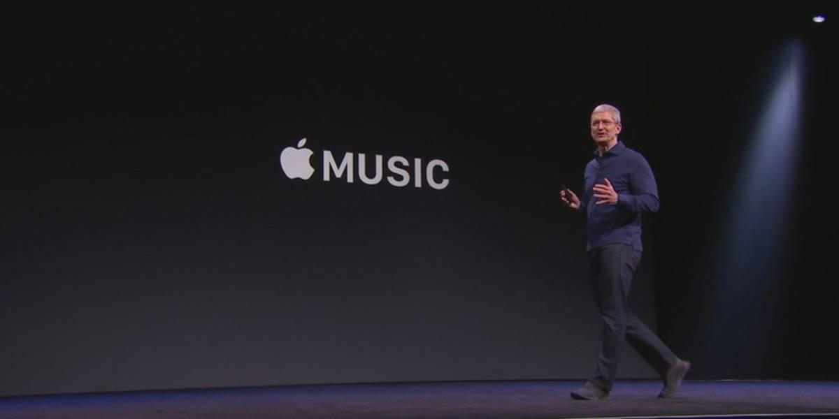 Apple anuncia Apple Music #WWDC15
