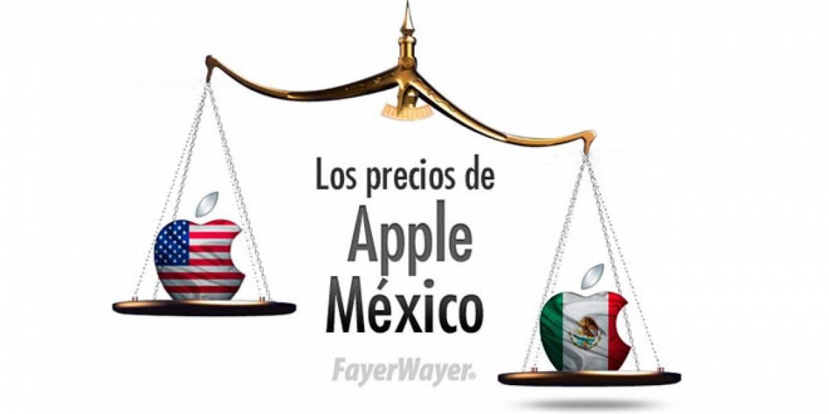 Guerra de precios: Apple México vs Apple EEUU