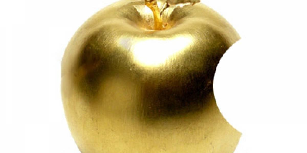 Apple logró su primer cierre en Wall Street como la firma más valiosa