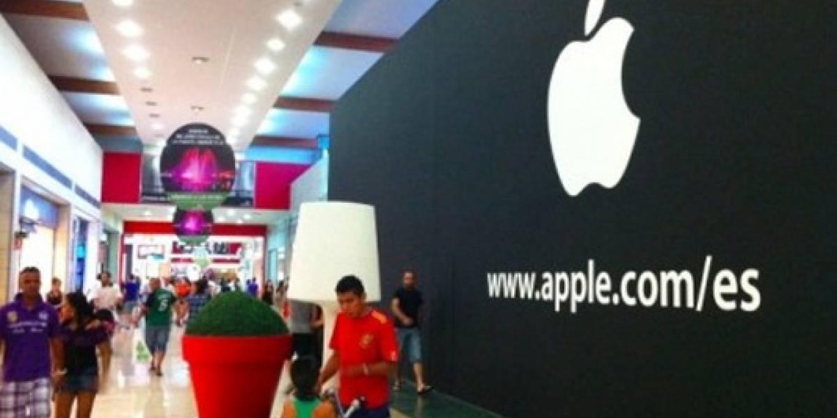 La segunda Apple Store de Madrid abrirá este sábado en Parquesur