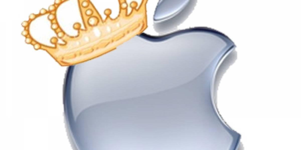 Apple le gana a Google: Es la marca más valiosa del mundo