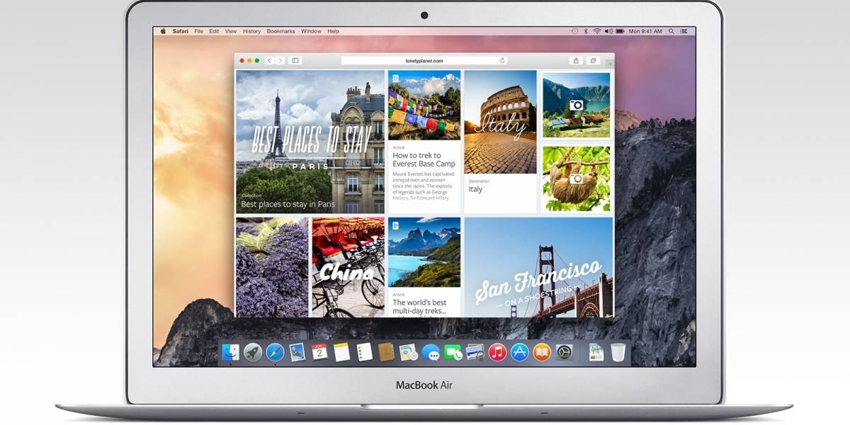Apple no nos avisó que Safari integraría publicidad