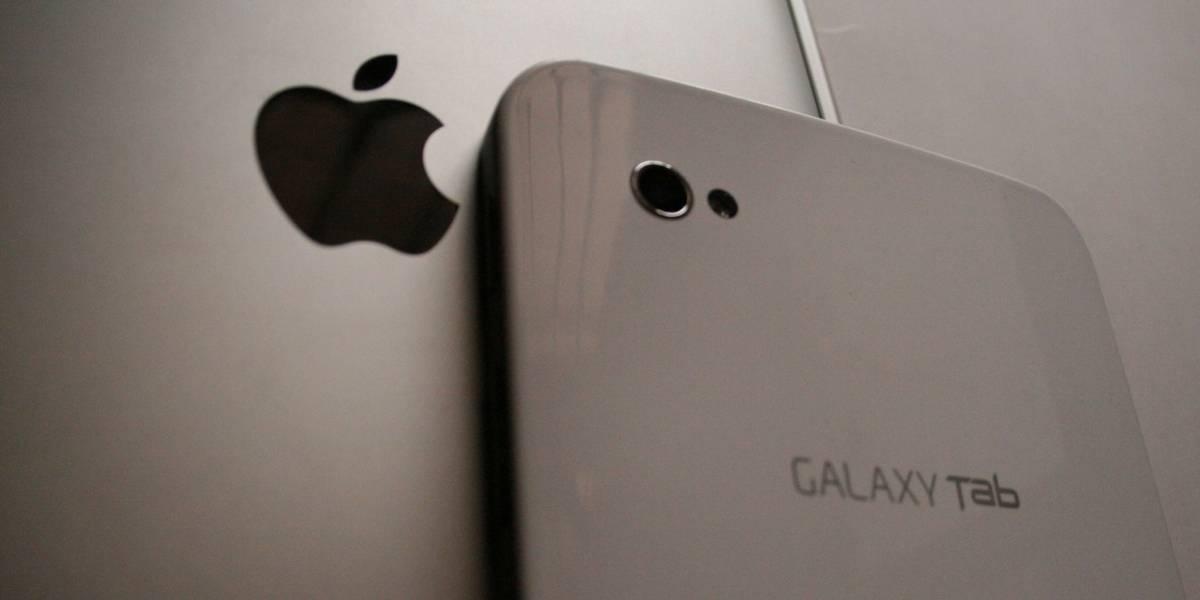Apple y Samsung volverán a la corte tras fallar el proceso de mediación
