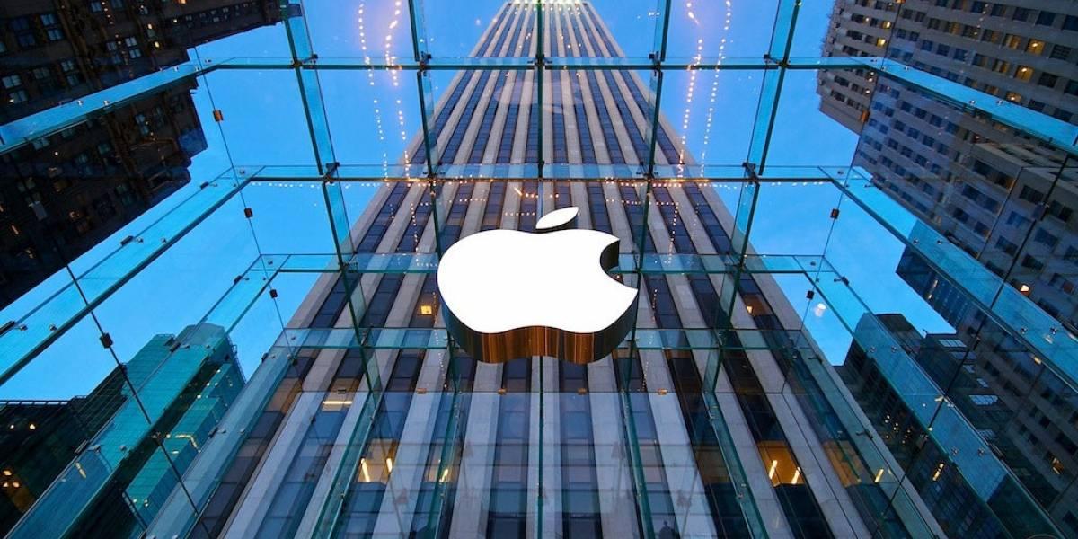 Apple consigue patente de diseño de su tienda de Nueva York