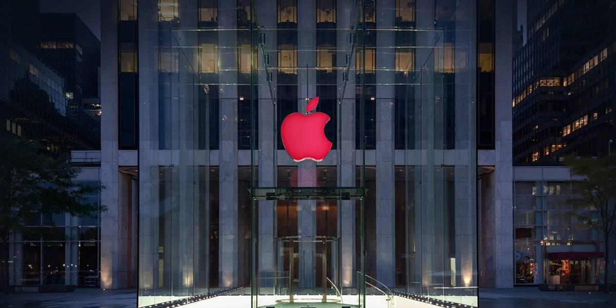 Apple donará parte de sus ganancias a la lucha contra el sida