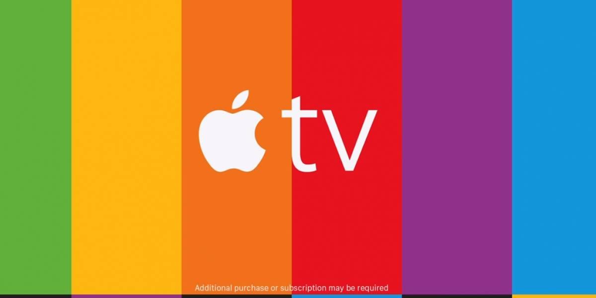 """""""El futuro de la TV son las Apps"""", el nuevo anuncio para Apple TV"""