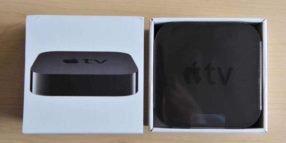 Relanzan actualización para Apple TV, ahora sí funciona