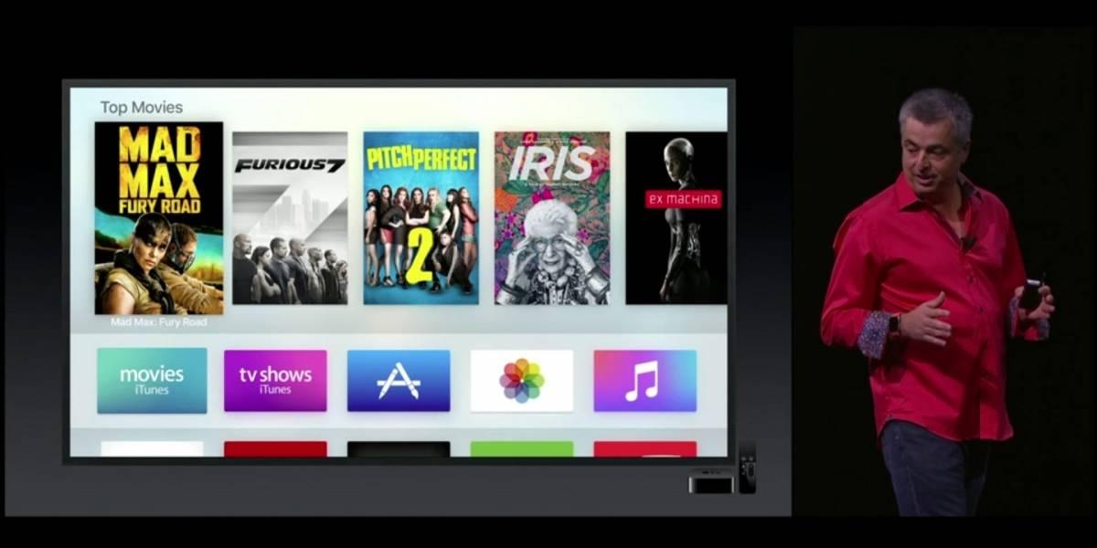 Este es el nuevo Apple TV