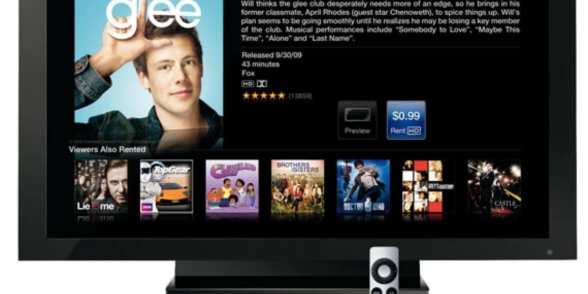 Apple TV deja el disco duro y apuesta por el alquiler de contenidos