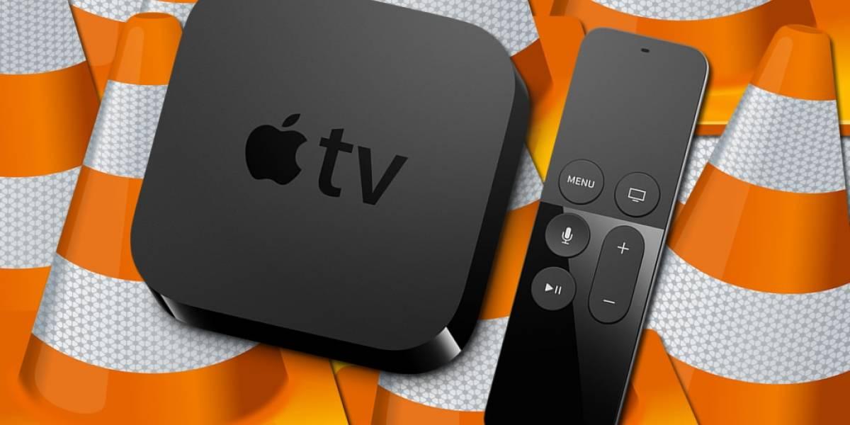El reproductor VLC llegará al Apple TV