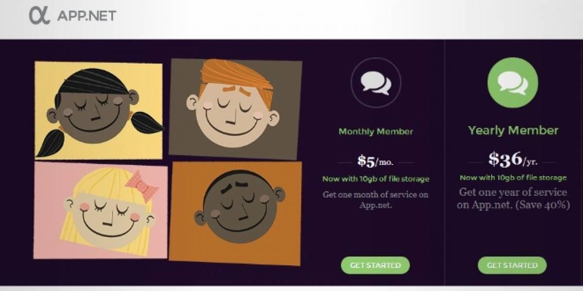 La red social de pago App.net ahora tiene cuentas gratis