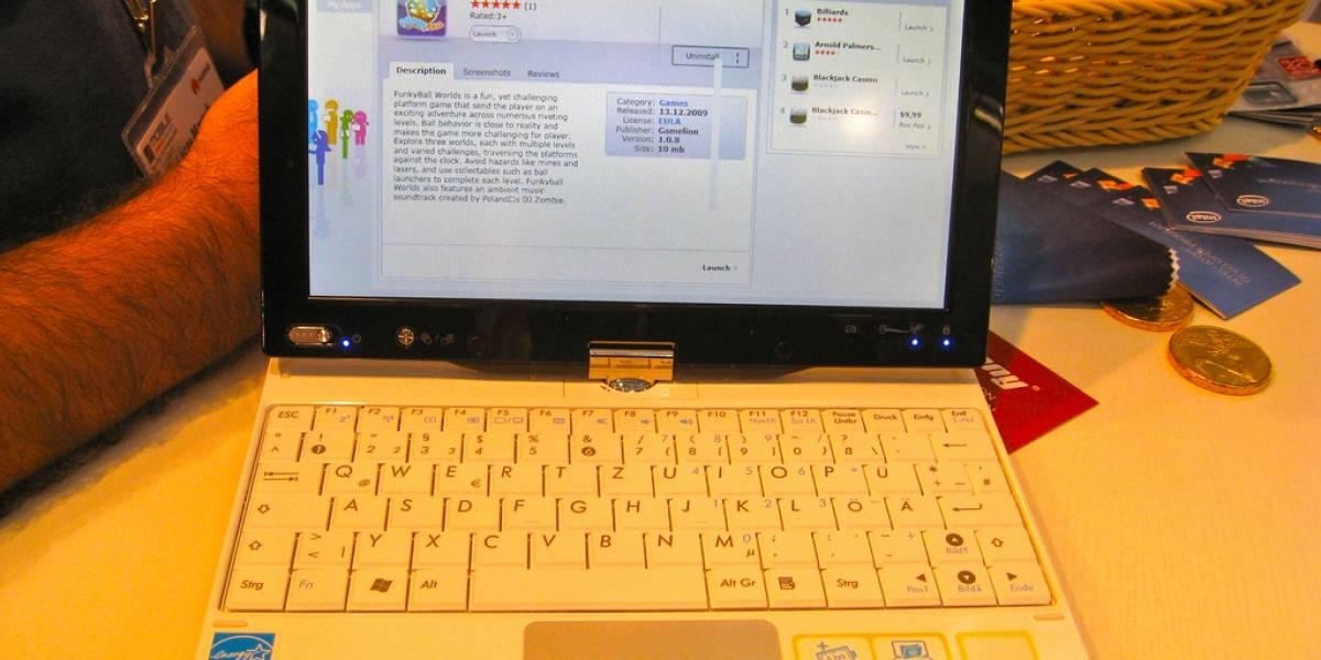 Intel cierra AppUp, su tienda de aplicaciones para netbooks