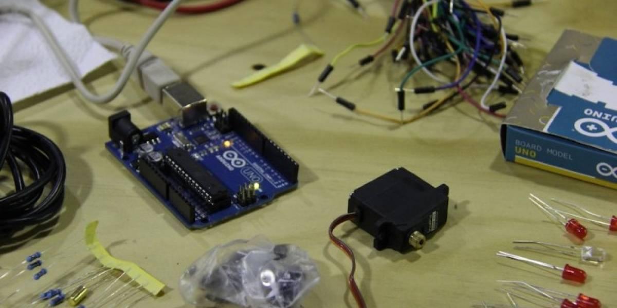 Día del Arduino 2016
