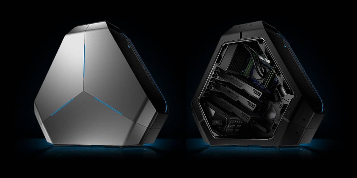 Alienware Area 51 sería el Mac Pro de los PC