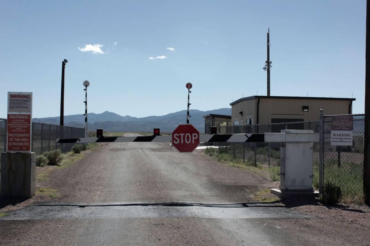 Estados Unidos acepta la existencia del Área 51