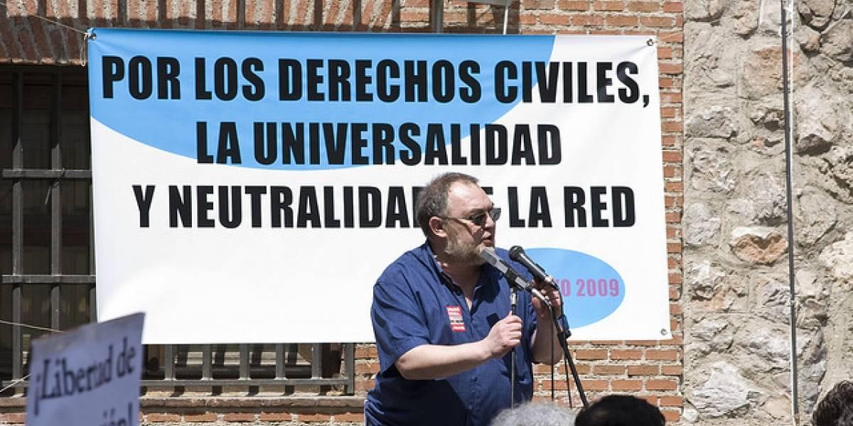 España: Asociación de Internautas critica los obstáculos de la Red