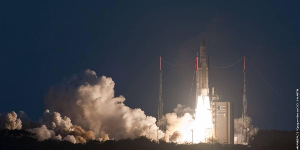 Ya está en órbita Amazonas 3, que ofrecerá Internet satelital en banda Ka en Latinoamérica