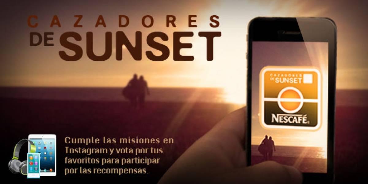 NESCAFÉ presenta: Cazadores de SUNSET, para los amantes de Instagram y el verano