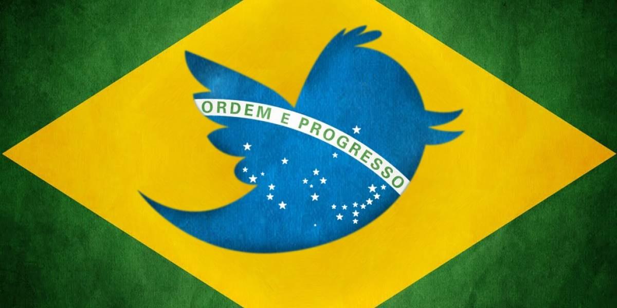 Twitter aterriza con oficinas en Brasil para competir con Facebook y Google
