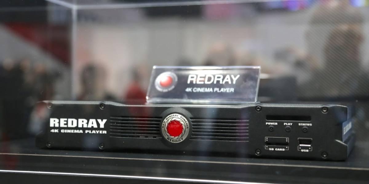 CES 2013: REDRAY 4K Cinema Player, un reproductor de películas en 4K