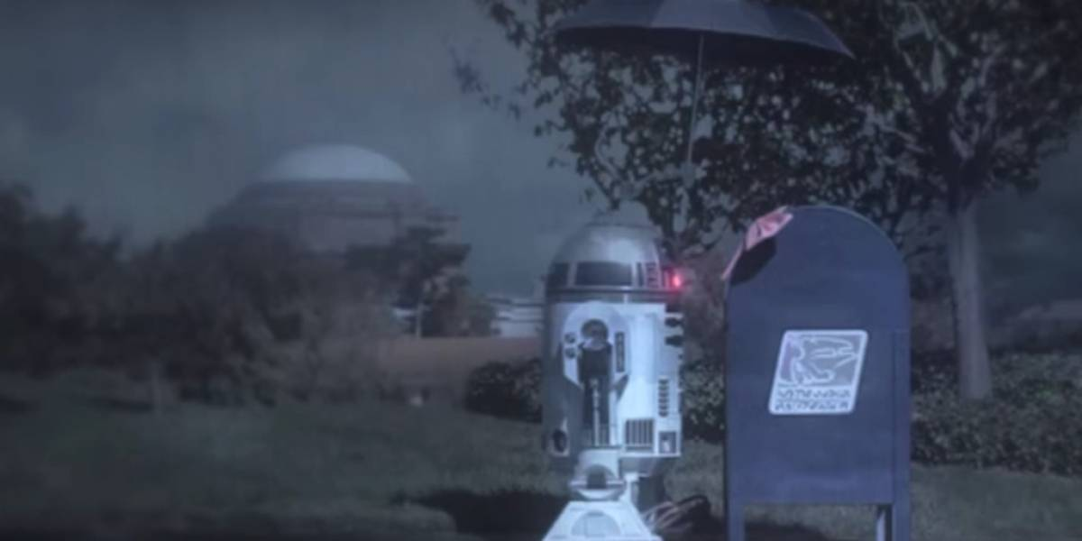 R2-D2 se enamora en este genial corto