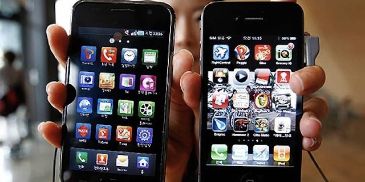 """Apple demanda que Samsung deje de """"clonar sus productos"""""""